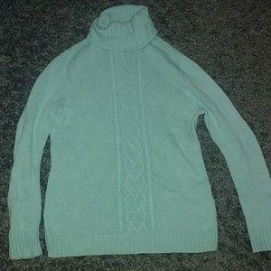 SAGHARBOR turtle neck sweater